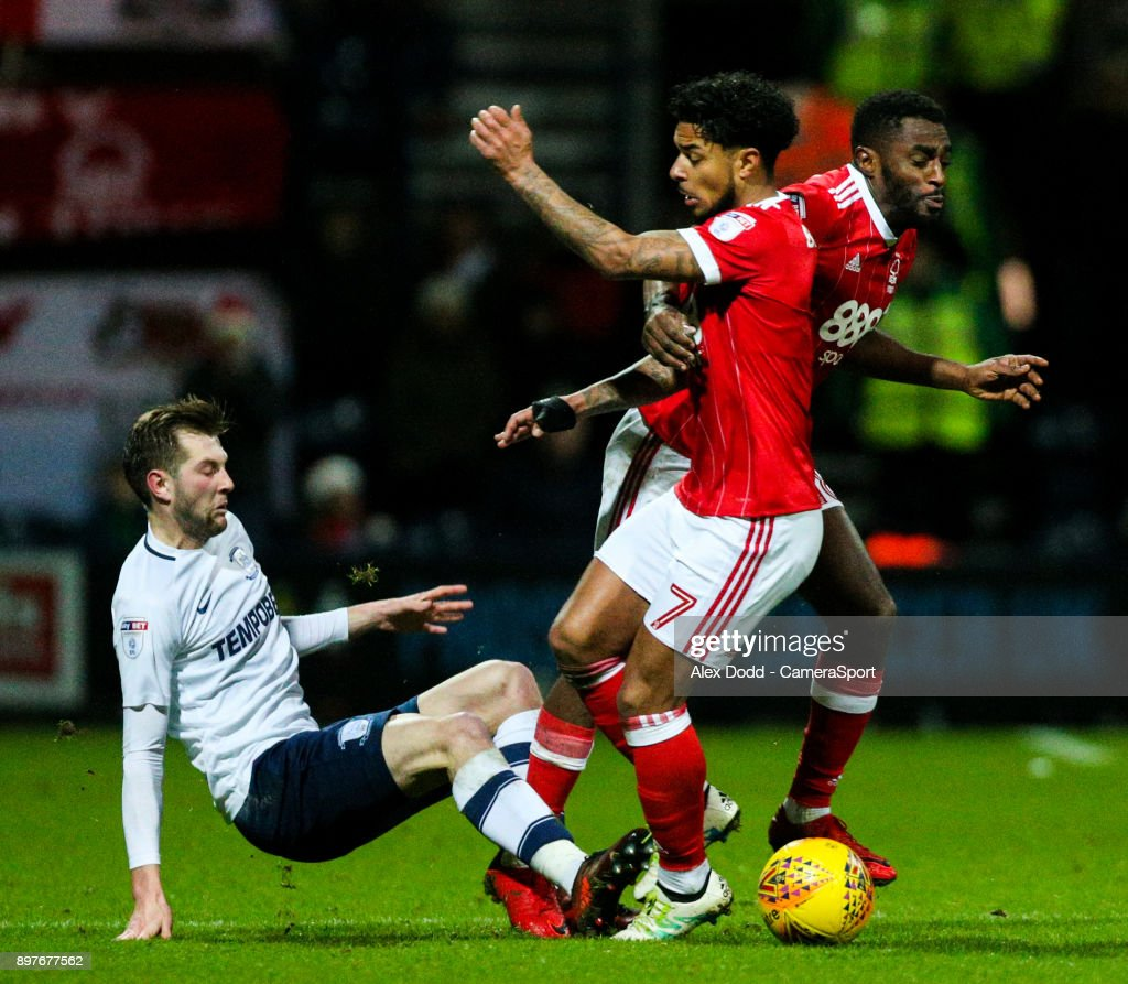 Preston North End v Nottingham Forest - Sky Bet Championship