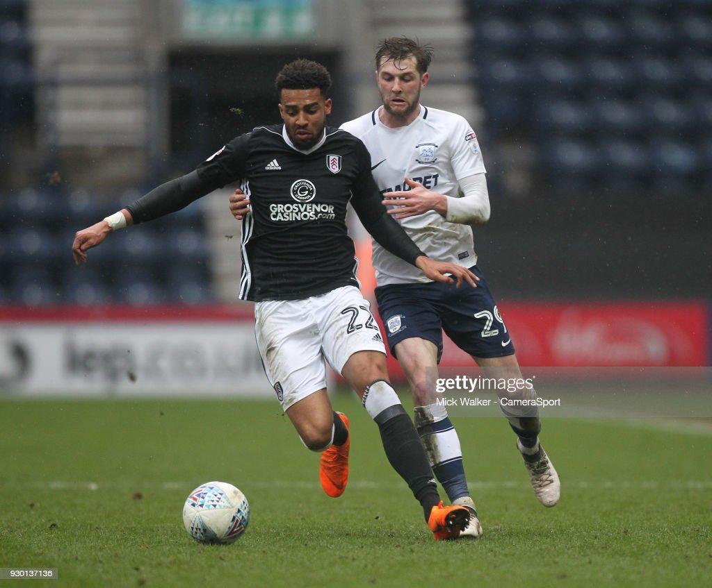 Preston North End v Fulham - Sky Bet Championship