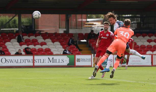 GBR: Accrington Stanley v Preston North End - Pre-Season Friendly