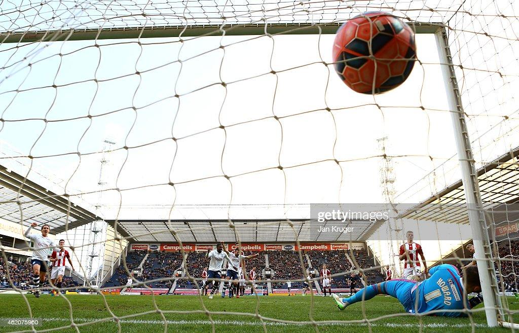 Preston North End v Sheffield United - FA Cup Fourth Round