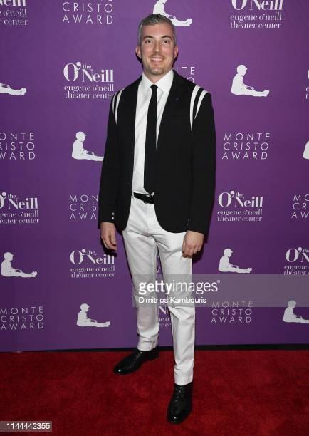 Preston Whiteway attends 19th Annual Monte Cristo Awardat Edison Ballroom on April 22 2019 in New York City