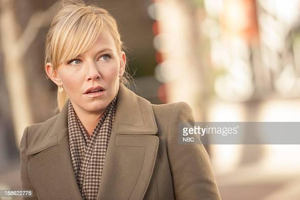 UNIT 'Presumed Guilty' Episode 1411 Pictured Kelli Giddish as Detective Amanda Rollins