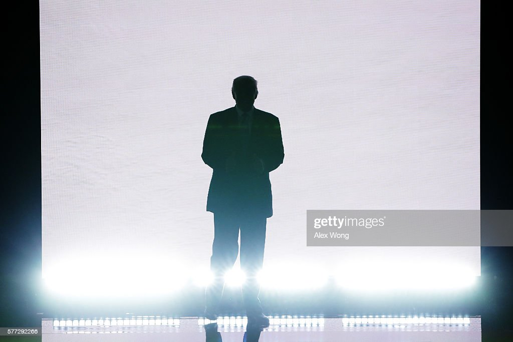 Republican National Convention: Day One : News Photo