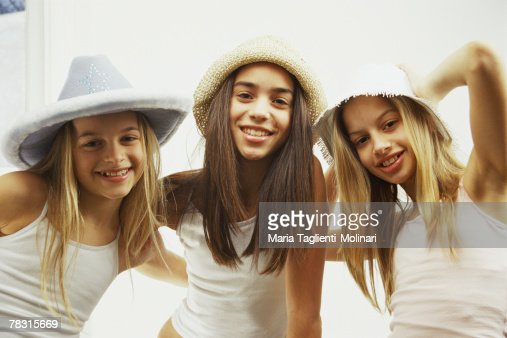 Preteen Girls Stock Photo  Getty Images