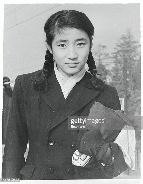 Pretty 16yearold Hatsuko Kitashirakawa is being rumored in Tokyo as the girl who may someday be Empress of Japan She's considered one of the most...