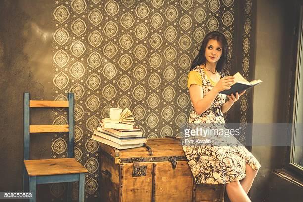 Adorable beauté lecture