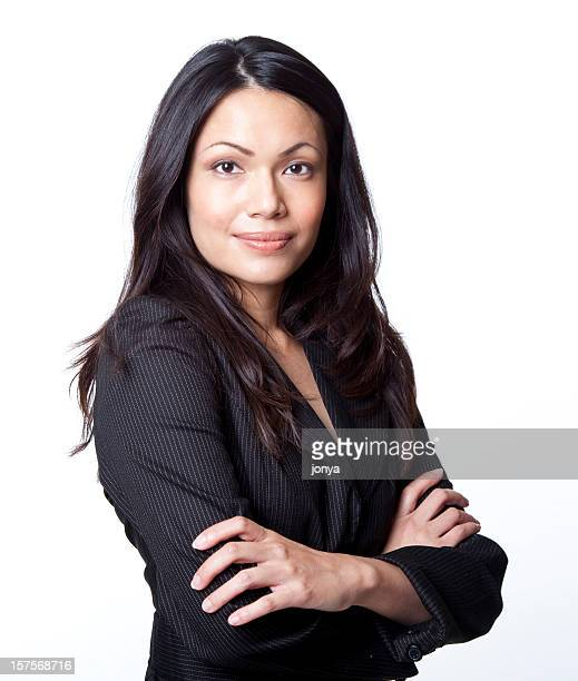 pretty business woman - filipino ethnicity and female not male stock pictures, royalty-free photos & images