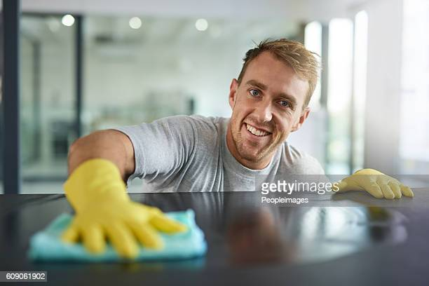pretty clean right? - commercial cleaning stock photos and pictures