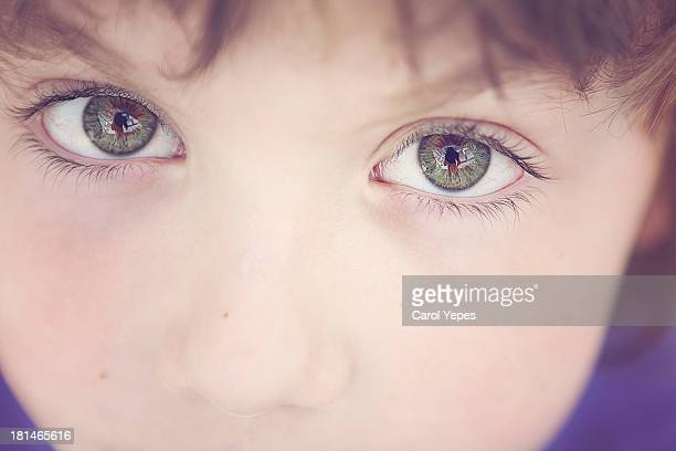 pretty eyes - hazel eyes stock pictures, royalty-free photos & images