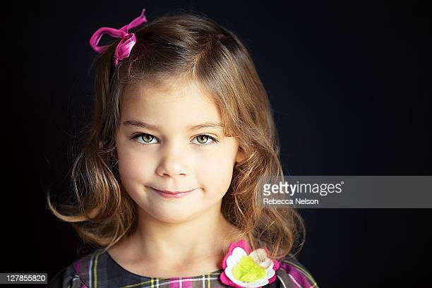 pretty girl with brown hair - rebecca nelson stock pictures, royalty-free photos & images