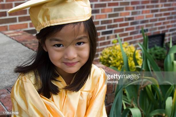 Belo jardim de infância graduação