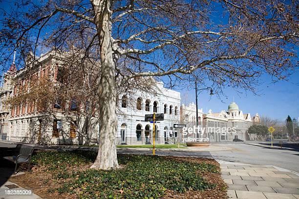 美しい街の風景 - フリーマントル ストックフォトと画像
