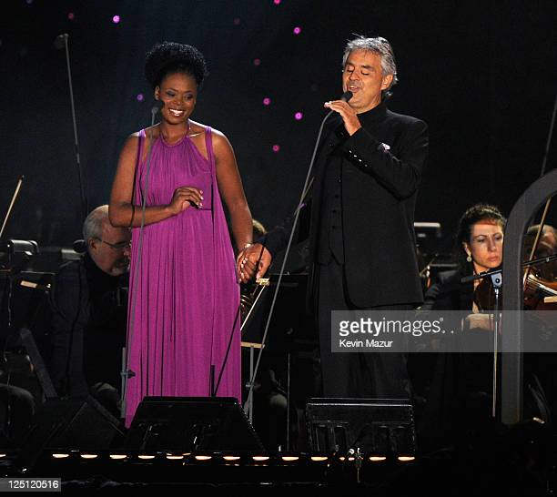 Andrea Bocelli discography
