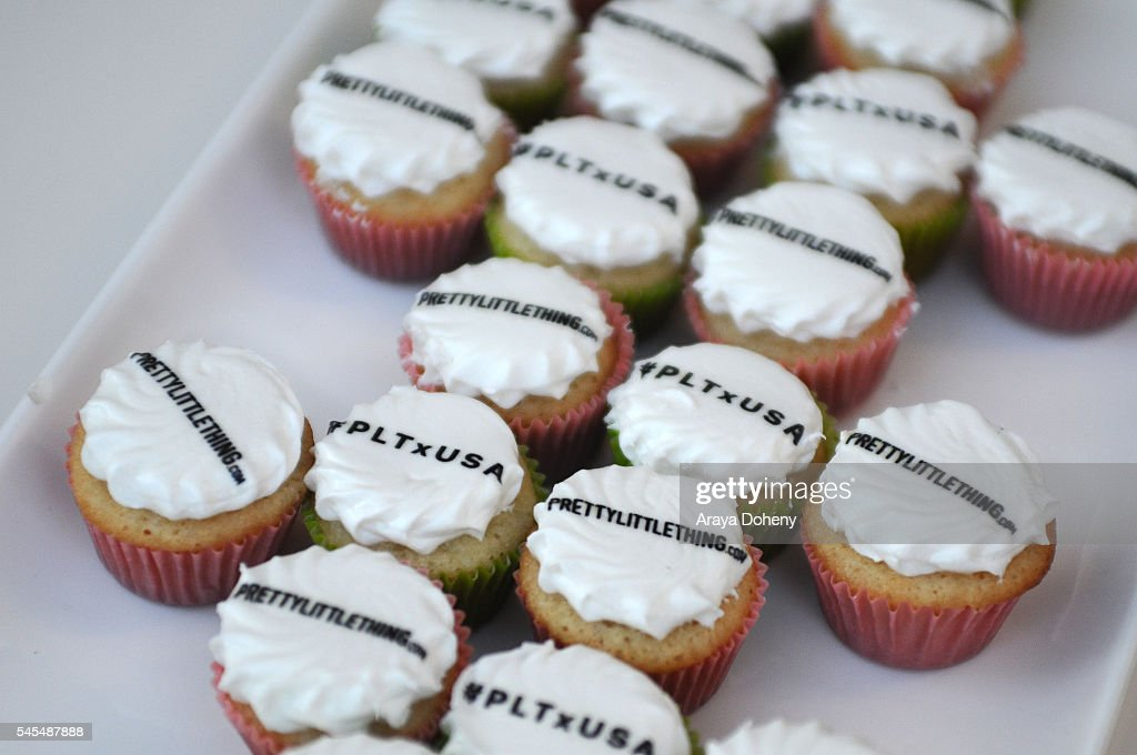 PrettyLittleThing #PLTxUSA Launch Party : News Photo