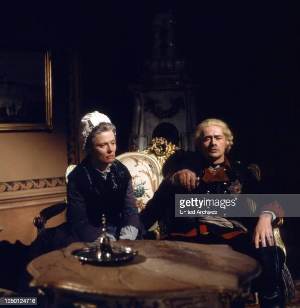 Preußische Nacht Fernsehfilm Deutschland 1981 Regie Oswald Döpke Darsteller Cordula Trantow Gerd Böckmann