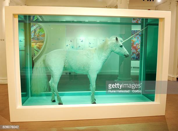 Preview of Damien Hirst s  Beutiful Inside My Head Forever  a major auction  of new 18f5ba497d0