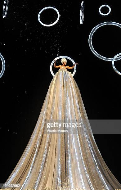 Preview of the Governors Ball during The Academy Of Television Arts Sciences' 63rd Primetime Emmy Awards Press Preview Day on September 14 2011 in...