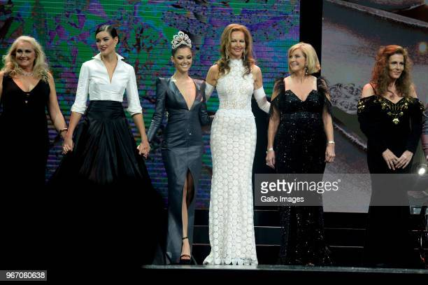 Previous Miss SA title holders Miss World 1958 Penny Rey-Coelen,Miss World 1974 Anneline Kriel-Bacon, Miss Universe 1978 Margaret Gardiner-Nel,Miss...