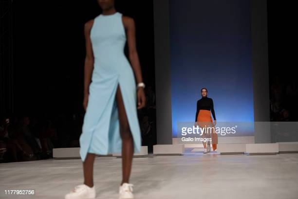 South African Fashion Week Stock Pictures Royalty Free Photos Images Getty Images