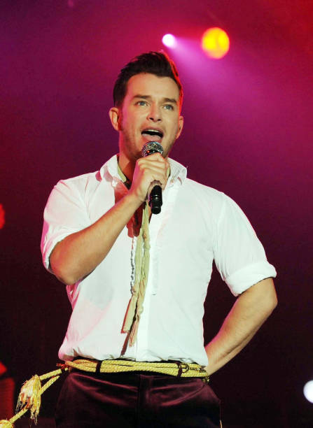 stephen gately dies pictures getty images