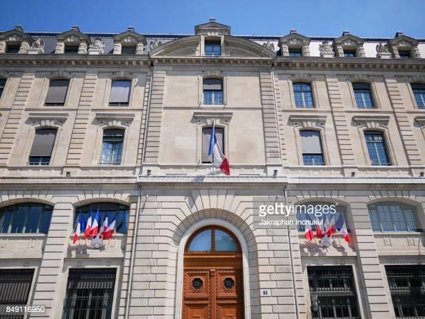 Préfecture de Police in Paris, France