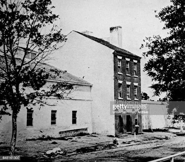 Price Birch Co Slave pen at 1315 Duke St Alexandria VA The threestory brick building with mansard roof was built as the residence of Robert Young...