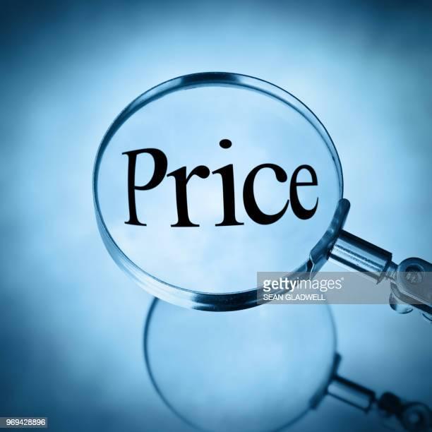 price - precio fotografías e imágenes de stock