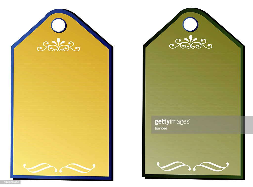 Price tag with blank background : Bildbanksbilder