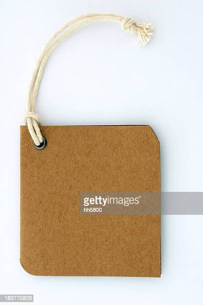 Price Tag,Sales, Label,Cardboard,white String(Clipping Path)