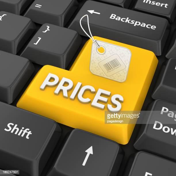 prices enter key