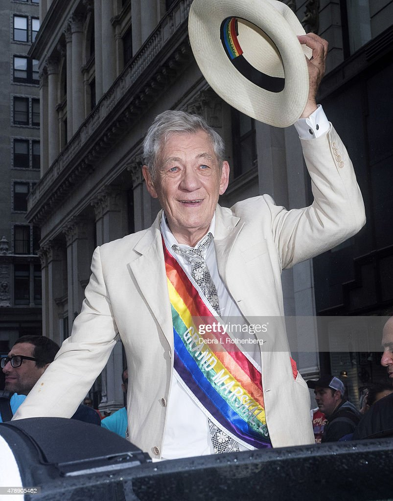 New York City Pride 2015 - March : News Photo