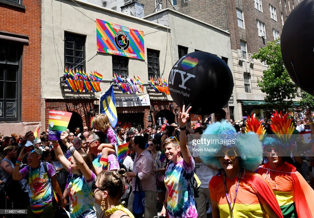 Pride March - WorldPride NYC 2019 : News Photo