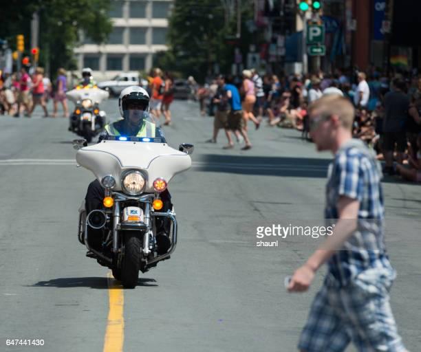 Pride Parade Policing