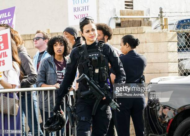 """Pride"""" -- The SWAT team struggles to maintain peace on the eve of a Los Angeles LGBTQ pride festival after a hate crime sparks citywide anger that..."""