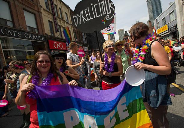 CAN: Pride Toronto Dyke March