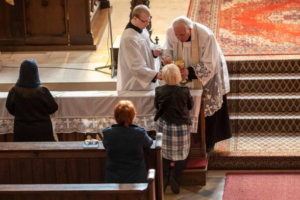 DEU: Catholic Group Seeks To Hold Church Gatherings Despite Coronavirus Lockdown