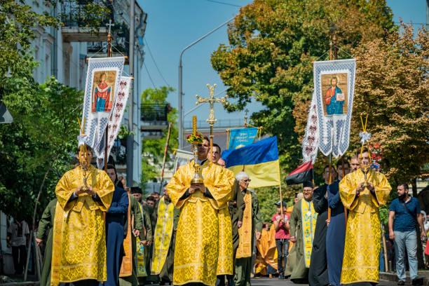 UKR: Celebrations of the Day of Baptism of Kievan Rus in Kiev
