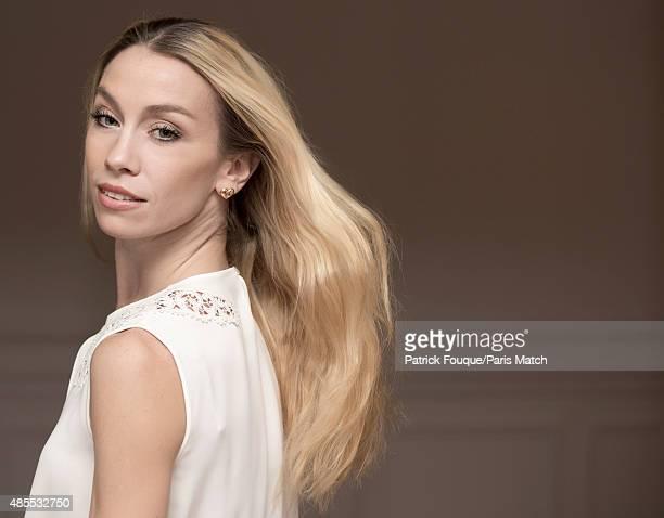 Prima ballerina Eleonora Abbagnato is photographed for Paris Match on November 20 2013 in Paris France