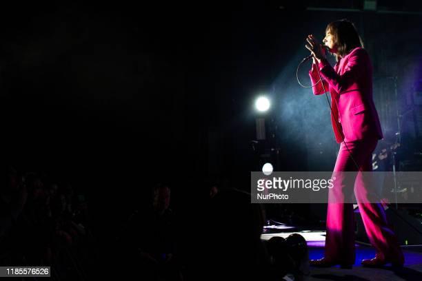 Primal Scream perform live at the O2 Forum Kentish Town, London, UK 29 November 2019