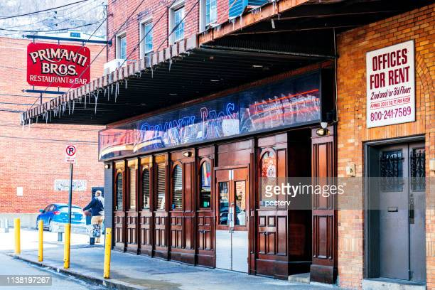 Primanti Bros. Restaurant & Bar in Pittsburgh