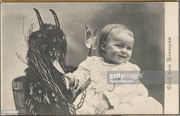 Primarily a tradition in Eastern European nations the Krampus or Christmas devil accompanies Santa Claus on his Christmas deliveries However the...