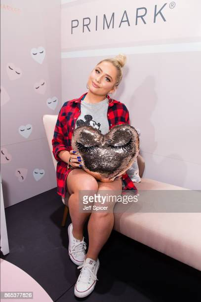 Primark launches exclusive Saffy B by Saffron Barker collection on October 23 2017 in London England