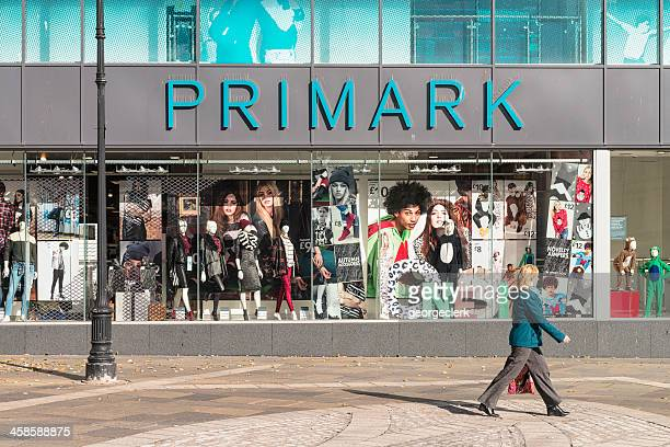 Primark storefront in Dundee