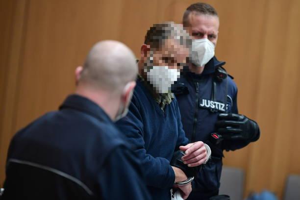 DEU: Trial Against Right-wing Terror Cell Gruppe S Begins In Stuttgart