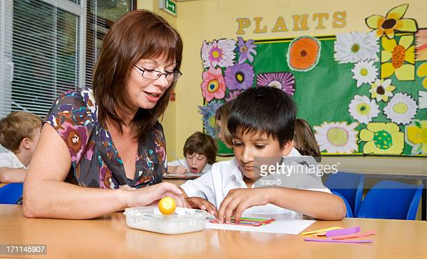 primary school: teaching assistance