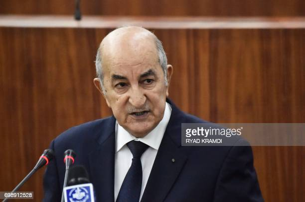 Prime Minister Abdelmadjid Tebboune unveiled the main lines of the government's action plan to members of the National People's Congress on June 20...
