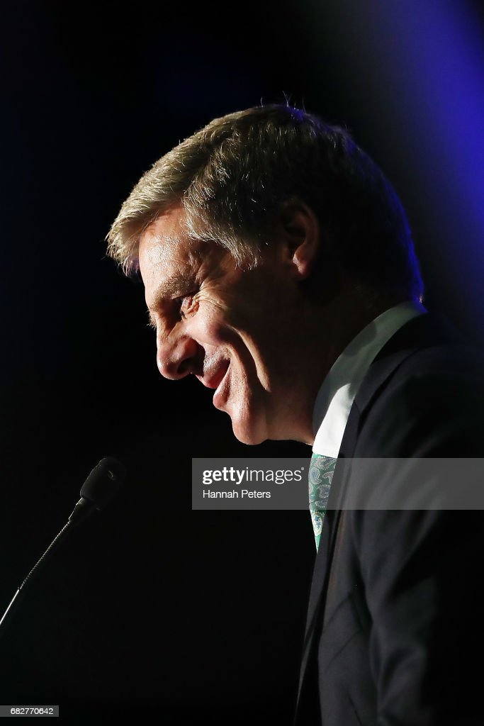 Prime Minister Bill English Attends National Party Northern Convention