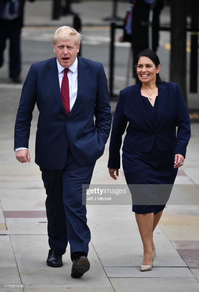 The 2019 Conservative Party Conference - Day 2 : News Photo