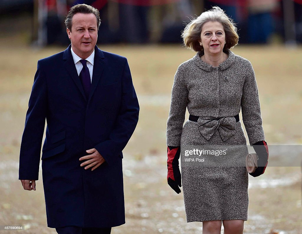 The President Of The Republic Of Singapore Makes A State Visit To The UK : News Photo