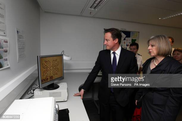 On Eve Of British Pm Camerons Visit >> 53 Prime Minister David Cameron Visits Heathrow Airport Pictures